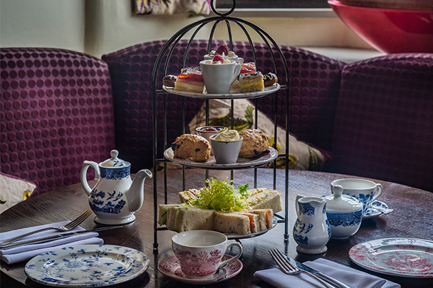 Classic Afternoon Tea for 2